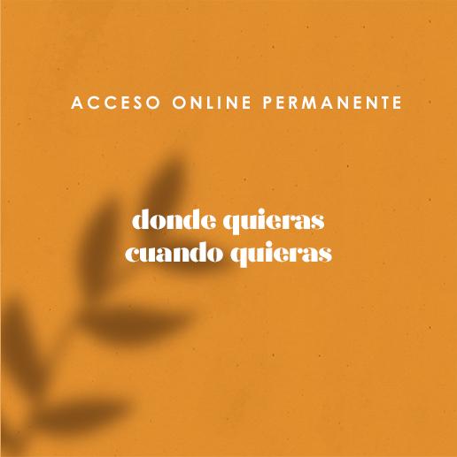Acceso Online Permanente