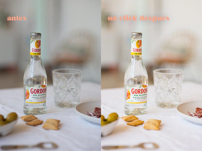 Gordon Ñamñam4 Antes Despues