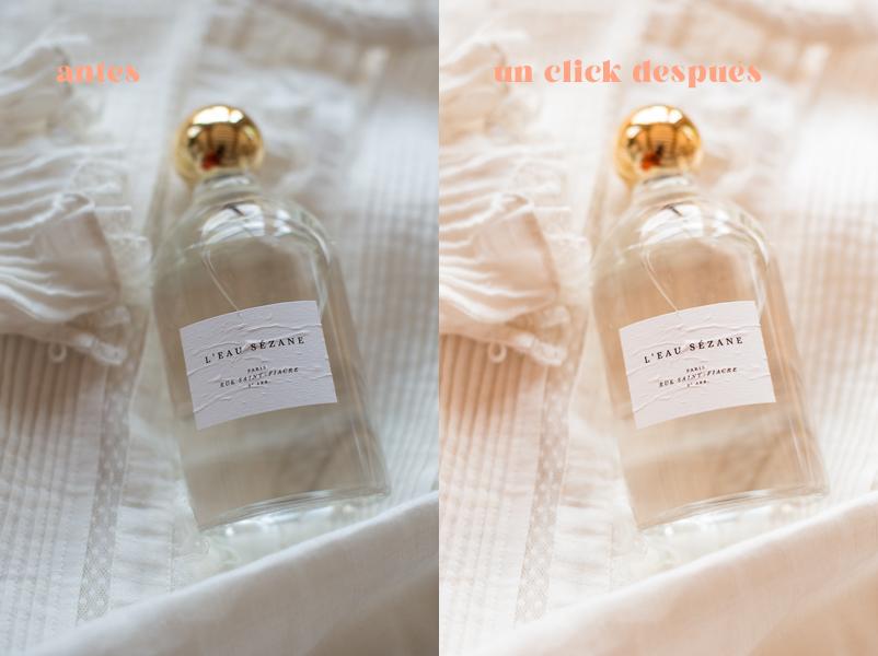 Perfume Artesano Delicado Antes Despues